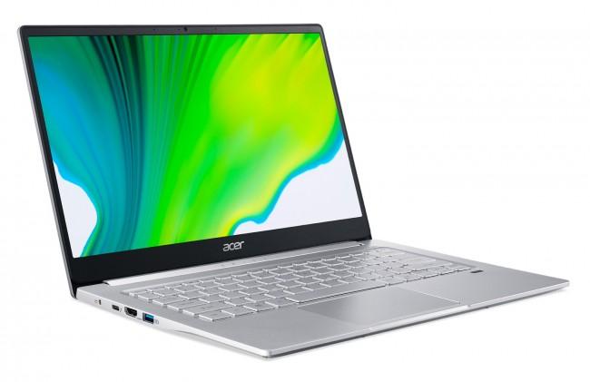 Acer Swift 3 (NX.A0MEP.002) - srebrny - zdjęcie główne