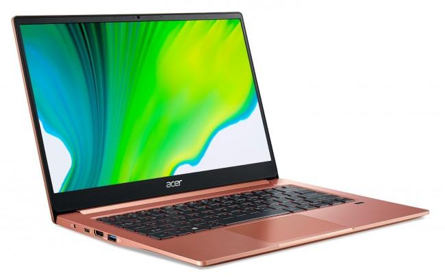 Acer Swift 3 (NX.A0REP.001) - miedziany - zdjęcie główne