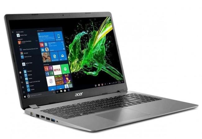 Acer Aspire 3 (NX.A0TAA.005) - szary - zdjęcie główne