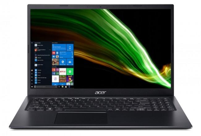 Acer Aspire 5 (NX.A18EP.005) – czarny - 512GB M.2 PCIe + 1TB HDD - zdjęcie główne