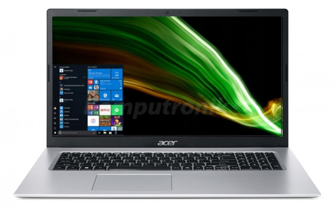 Acer Aspire 3 (NX.AD0EP.007) - srebrny - zdjęcie główne