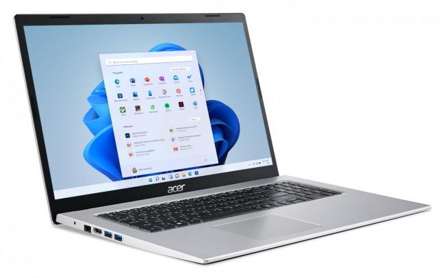 Acer Aspire 3 (NX.AD0EP.007) - srebrny - 512GB M.2 PCIe   12GB - zdjęcie główne