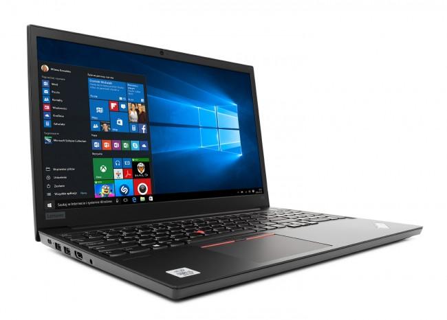 Lenovo ThinkPad E15 (20RD001FPB) Czarny - 16GB - zdjęcie główne