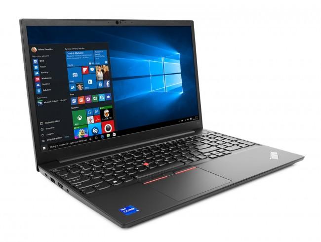 Lenovo ThinkPad E15 G2 (20TD0003PB) Czarny - zdjęcie główne
