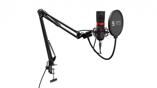 SPC Gear SM950 Streaming Microphone USB - zdjęcie główne