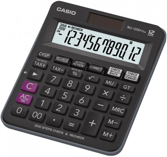Casio MJ-120D PLUS - zdjęcie główne