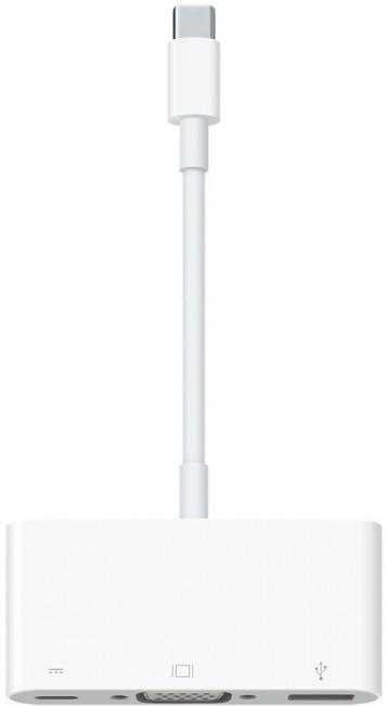 Apple USB-C to VGA Multiport Adapter - zdjęcie główne