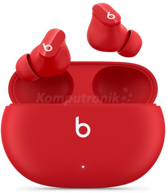 Beats Studio Buds czerwone - zdjęcie główne
