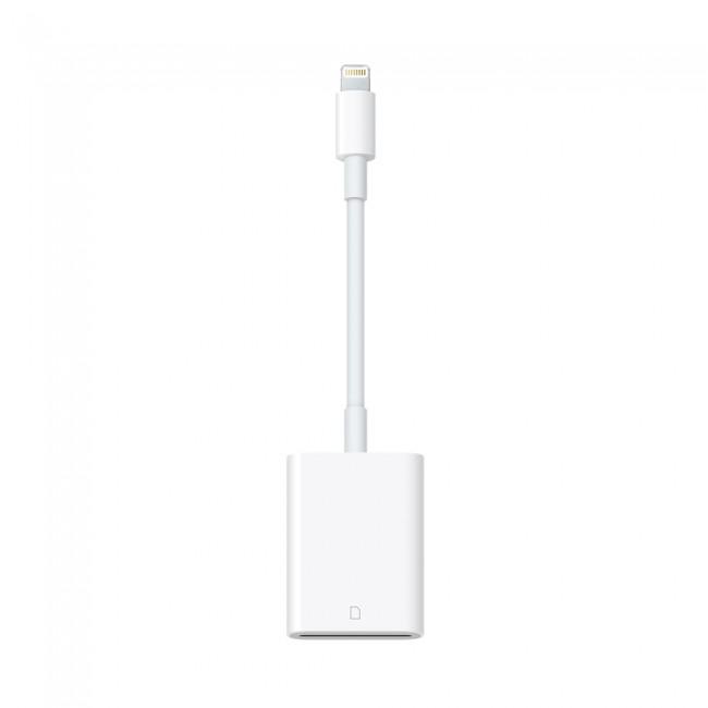 Apple Lightning to SD Card Camera Reader - zdjęcie główne