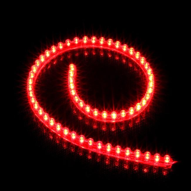 Lamptron FlexLight Standard - 60 LED - czerwona - zdjęcie główne
