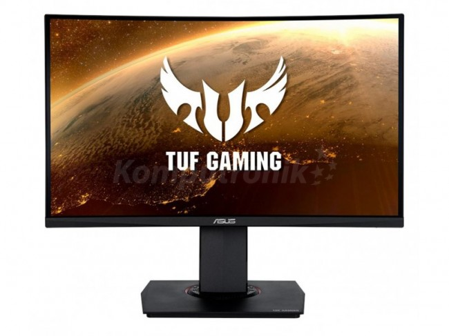 ASUS TUF Gaming VG24VQ Curved [1ms, 144Hz, Extreme Low Motion Blur, FreeSync, Shadow Boost] - zdjęcie główne