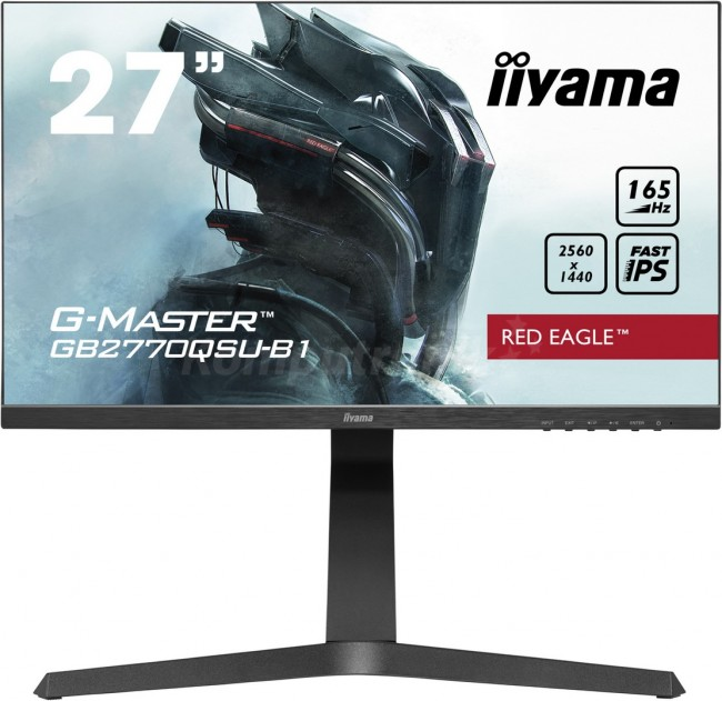 iiyama G-Master GB2770QSU-B1 - zdjęcie główne