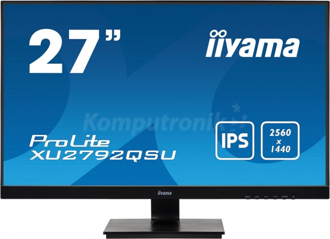 iiyama ProLite XU2792QSU-B1 - zdjęcie główne