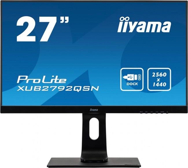 iiyama ProLite XUB2792QSN-B1 - zdjęcie główne
