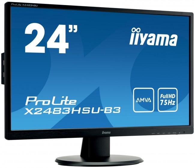 iiyama ProLite X2483HSU-B3 - zdjęcie główne