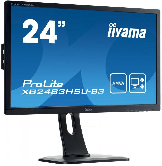iiyama ProLite XB2483HSU-B3 - zdjęcie główne
