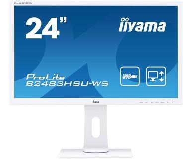 iiyama ProLite B2483HSU-W5 - zdjęcie główne