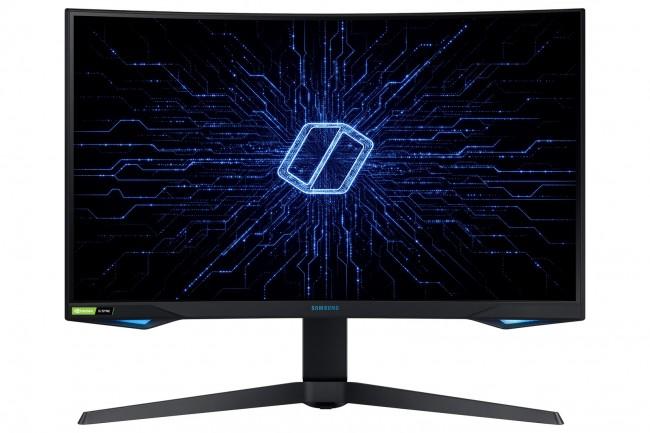 Samsung Odyssey G7 C27G75TQSRX - zdjęcie główne