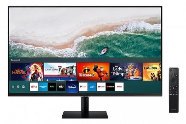 Samsung Smart Monitor S32AM700UUX - zdjęcie główne