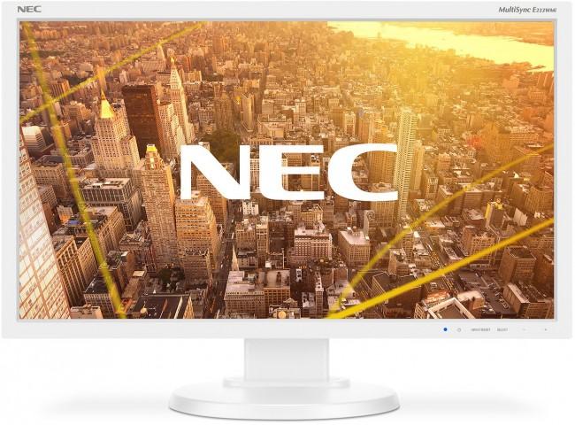 NEC MultiSync E233WMi [biały] - zdjęcie główne