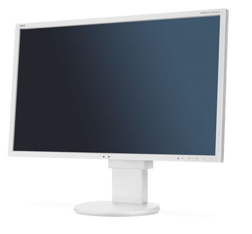 NEC EA224WMi [biały] - zdjęcie główne