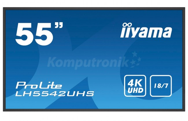 iiyama LH5542UHS-B1 - zdjęcie główne