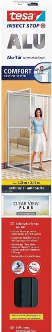 tesa Moskitiera Balkonowa Rama Aluminiowa Comfort 55197-00003-00 Antracytowa - zdjęcie główne