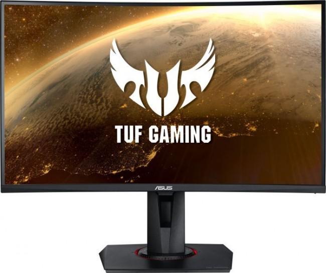 ASUS TUF Gaming Curved VG27VQ [165Hz, 1ms, FreeSync] - zdjęcie główne