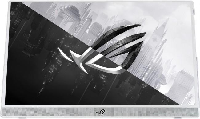 ASUS ROG Strix XG16AHPE-W Portable Gaming Monitor [144 Hz, IPS, G-SYNC compatibilite, 7800 mAh battery, fold-out kickstand] - zdjęcie główne
