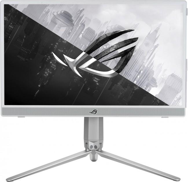 ASUS ROG Strix XG16AHP-W Portable Gaming Monitor [144 Hz, IPS, G-SYNC compatibilite, 7800 mAh battery, fold-out kickstand] - zdjęcie główne