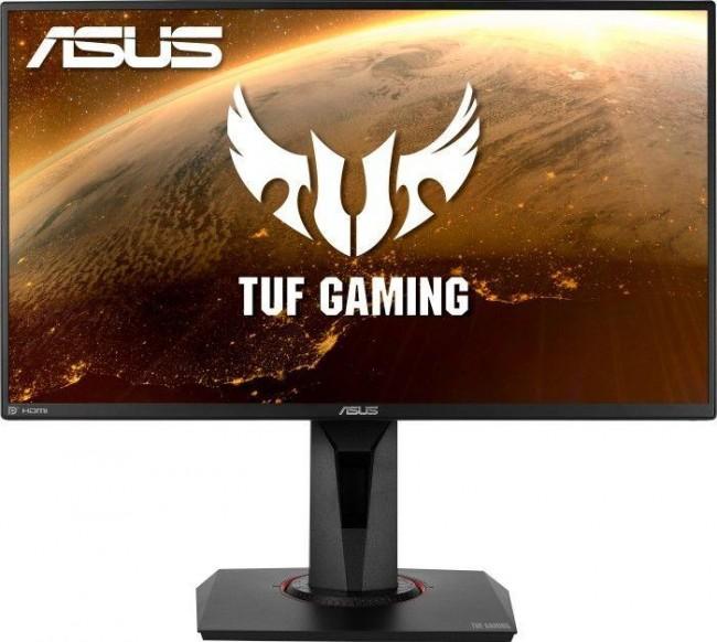 ASUS TUF Gaming VG258QM [280Hz, 0.5ms, Extreme Low Motion Blur Sync, G-SYNC Compatible, DisplayHDR™ 400] - zdjęcie główne
