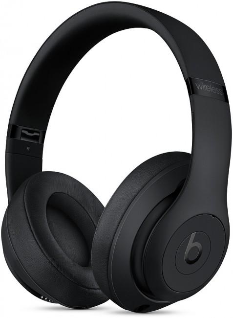 Beats Studio3 Wireless Czarne Matowe - zdjęcie główne