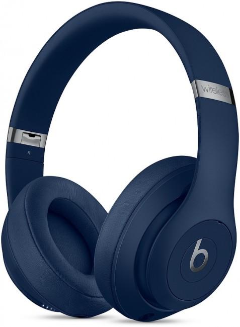Beats Studio3 Wireless Niebieskie - zdjęcie główne