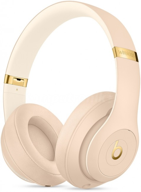Beats Studio3 Wireless Piasek Pustyni - zdjęcie główne