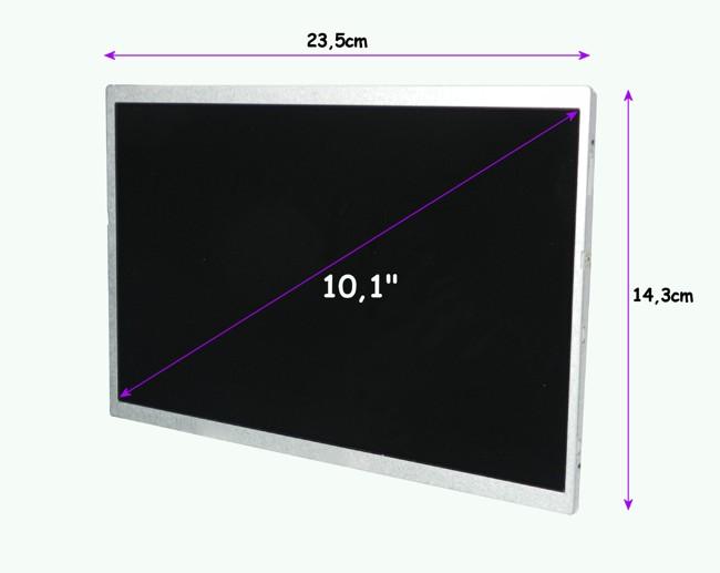 """Qoltec LED 10,1"""" - zdjęcie główne"""