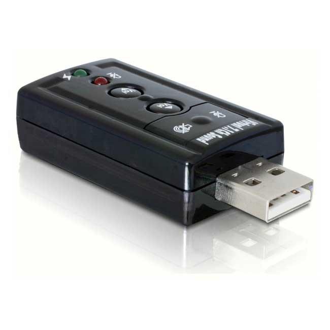 Delock karta dźwiękowa na USB 7.1 - zdjęcie główne