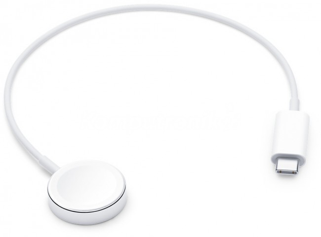 Apple Watch Magnetic Charging Cable USB-C 0.3m - zdjęcie główne