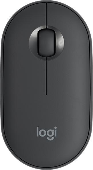 Logitech M350 Pebble Grafitowa - zdjęcie główne
