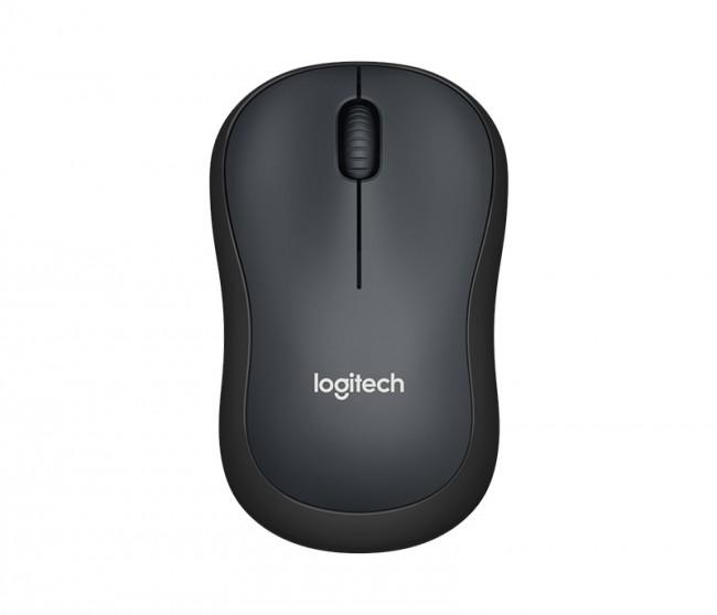Logitech M220 Silent Czarna - zdjęcie główne