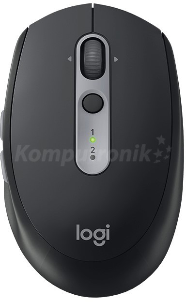 Logitech M590 Multi-Device Silent Grafitowa - zdjęcie główne