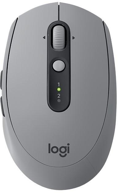 Logitech M590 Multi-Device Silent Szara - zdjęcie główne