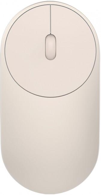 Xiaomi Mi Portable Mouse Złota - zdjęcie główne