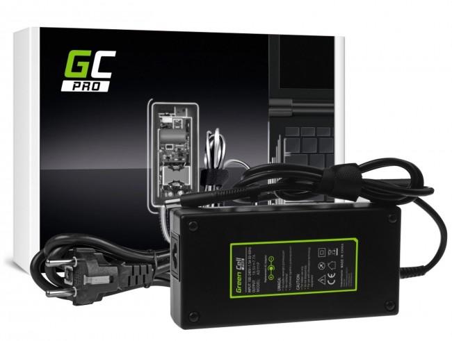 Green Cell PRO do HP EliteBook 8530p 8530w 8540p 8540wZBook 15 G1 G2 19.5V 7.7A 150W - zdjęcie główne