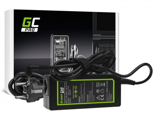 Green Cell PRO 12V 3.33A 40W do Samsung 303C XE303C12 500C700T XE700T1C - zdjęcie główne