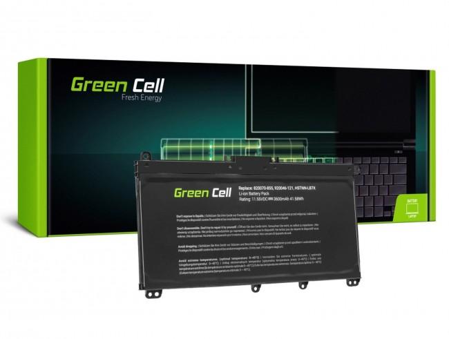 Green Cell do HP Pavilion 14 15 15T 15Z 17 17Z / 11,55V 3400mAh - zdjęcie główne