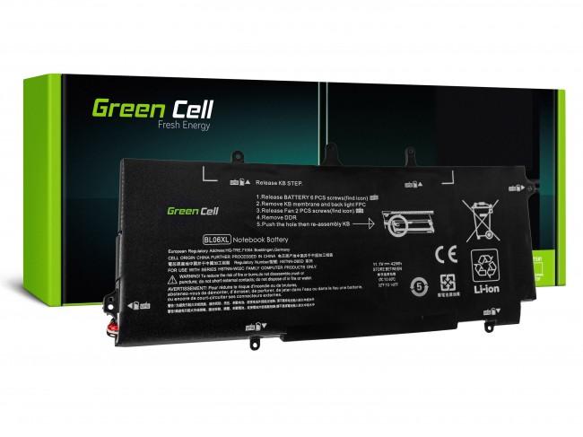 Green Cell do HP EliteBook Folio 1040 G1 G2 / 11,1V 3100mAh - zdjęcie główne