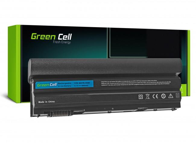 Green Cell do Dell Latitude E5520 E6420 E6520 E6530 (rear) / 11,1V 6600mAh - zdjęcie główne