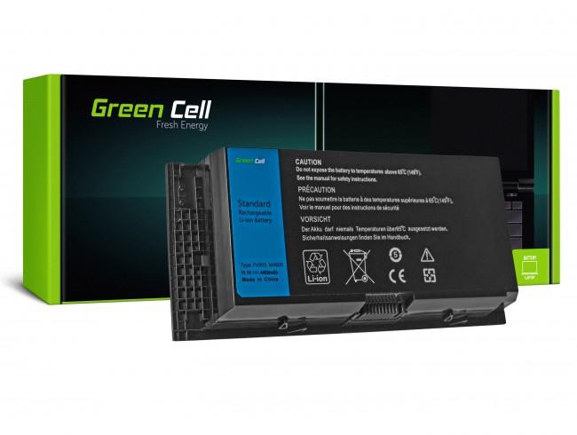 Green Cell do Dell Precision M4600 M4700 M4800 M6600 M6700 / 11,1V 4400mAh - zdjęcie główne