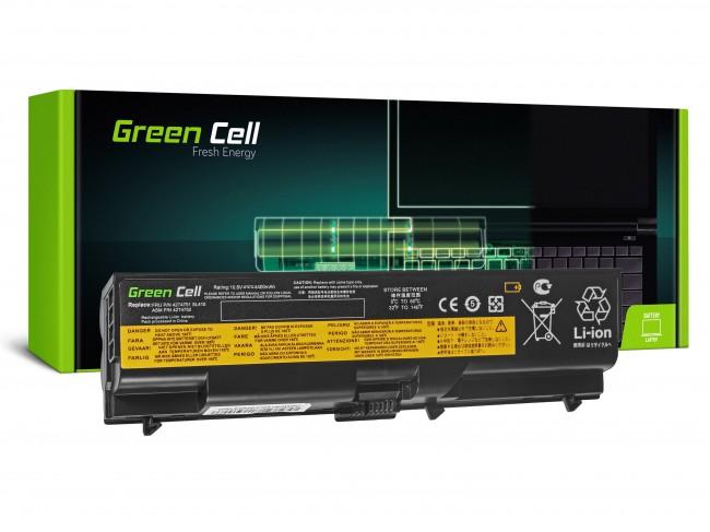 Green Celldo Lenovo ThinkPad T410 T420 T510 T520 W510 / 11,1V 4400mAh - zdjęcie główne