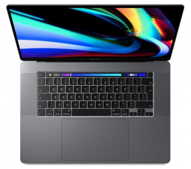 """Apple MacBook Pro 16"""" Gwiezdna szarość (MVVK2ZE/A/R1/D2/G1) - zdjęcie główne"""